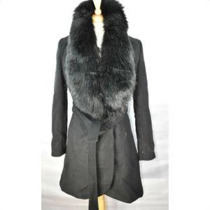 CALVIN KLEIN Womens Wool Coat - Winter Jacket, NwT
